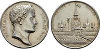 Silbermedaille 1812 (von Andrieu und F. Br...