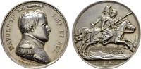 Silbermedaille 1813 (von Depoulis und F. Brenet) FRANKREICH Napoléon I,... 1400,00 EUR kostenloser Versand
