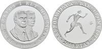 2.000 Pesetas 1990. SPANIEN Juan Carlos I., 1975-2014. Polierte Platte,... 18,00 EUR  zzgl. 4,50 EUR Versand