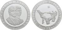 2.000 Pesetas 1992. SPANIEN Juan Carlos I., 1975-2014. Polierte Platte,... 18,00 EUR  zzgl. 4,50 EUR Versand