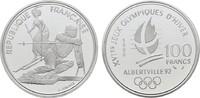 100 Francs 1990. FRANKREICH 5. Republik, seit 1958. Polierte Platte, ge... 15,00 EUR  zzgl. 4,50 EUR Versand