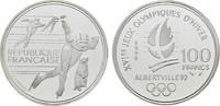 100 Francs 1992. FRANKREICH 5. Republik, seit 1958. Polierte Platte, ge... 15,00 EUR  zzgl. 4,50 EUR Versand