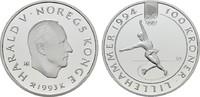 100 Kroner 1994. NORWEGEN Harald V. seit 1991. Polierte Platte, gekapse... 25,00 EUR  zzgl. 4,50 EUR Versand