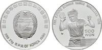 500 Won 1990. KOREA  Polierte Platte, gekapselt.  20,00 EUR  zzgl. 4,50 EUR Versand