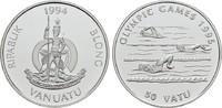 50 Vatu 1994. VANUATU Republik Polierte Platte, gekapselt.  20,00 EUR  zzgl. 4,50 EUR Versand