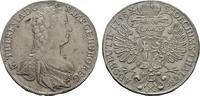 Reichstaler 1758 RÖMISCH-DEUTSCHES REICH Maria Theresia, 1740-1780. Vs.... 750,00 EUR kostenloser Versand