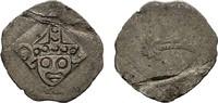 Vierschlagpfennig  AUGSBURG Buckhard von Ellerbach, 1373-1404. Knickspu... 60,00 EUR  zzgl. 4,50 EUR Versand