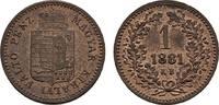 Kreuzer 1881 KB KAISERREICH ÖSTERREICH Franz Josef I., 1848-1916. Feine... 40,00 EUR  zzgl. 4,50 EUR Versand