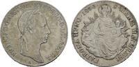 1/2 Madonnentaler 1830 A - Wien, für Ungarn KAISERREICH ÖSTERREICH Fran... 525,00 EUR kostenloser Versand