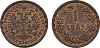 Ku.-Kreuzer 1885 A - Wien KAISERREICH ÖSTERREICH Franz Josef I., 1848-1... 50,00 EUR  zzgl. 4,50 EUR Versand