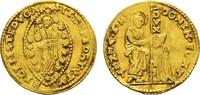 Zecchino o.J. ITALIEN Domenico Contarini, 1659-1674. Sehr schön +  290,00 EUR  zzgl. 4,50 EUR Versand