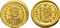 AV-Solidus, (492-507), Constantinopel BYZANZ Anastasius, 491-518. Stemp... 850,00 EUR kostenloser Versand