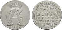 1/12 Taler 1723 AGP - Münster. PADERBORN Clemens August von Bayern, 171... 270,00 EUR  zzgl. 4,50 EUR Versand