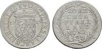 20 Kreuzer 1721 IGW - Heidelberg PFALZ Karl Philipp, 1716-1742. Fast Vo... 70,00 EUR  zzgl. 4,50 EUR Versand