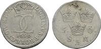 5 Öre 1690 Stockholm SCHWEDEN Karl XI., 1660-1697. Sehr schön +  95,00 EUR  zzgl. 4,50 EUR Versand