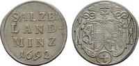 4 Kreuzer (Batzen) 1692 DIE GEISTLICHKEIT IN DEN HABSBURGISCHEN ERBLAND... 30,00 EUR  zzgl. 4,50 EUR Versand