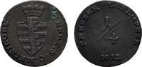 1/4 Kreuzer 1812 SACHSEN Bernhard Erich Freund, 1803-1866. Kleiner Grün... 35,00 EUR  zzgl. 4,50 EUR Versand