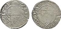 1/2 Albus (Schilling) 1517 KÖLN Hermann V. von Wied, 1515-1546. Sehr sc... 65,00 EUR  zzgl. 4,50 EUR Versand
