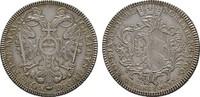 1/2 Konv.-Taler 1766, S.R. NÜRNBERG  Fast Stempelglanz  290,00 EUR  zzgl. 4,50 EUR Versand