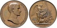 Bronzemedaille (von Andrieu) 1802. FRANKRE...