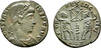 Æ-III, Aquilea. RÖMISCHE KAISERZEIT Constans, 337-350. Fast vorzüglich-... 60,00 EUR  zzgl. 4,50 EUR Versand