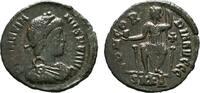 Æ-Follis.  RÖMISCHE KAISERZEIT Gratianus, 367-383. Sehr schön +.  35,00 EUR  zzgl. 4,50 EUR Versand