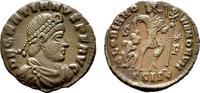 Æ-Follis, Siscia. RÖMISCHE KAISERZEIT Gratianus, 367-383. Fast vorzügli... 55,00 EUR  zzgl. 4,50 EUR Versand