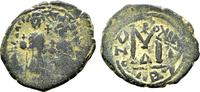 Æ-40 Nummi, Constantinopel. BYZANZ Heraclius, 610-641. Fast sehr schön.  28,00 EUR  zzgl. 4,50 EUR Versand