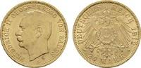 20 Mark 1912, G. Baden Friedrich II., 1907-1918. Vorzüglich - Stempelgl... 450,00 EUR  zzgl. 4,50 EUR Versand