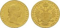 Dukat 1833, E-Karlsburg. KAISERREICH ÖSTERREICH Franz I., 1804-1835. Vo... 550,00 EUR kostenloser Versand