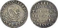 Dreigröscher 1535, Königsberg. BRANDENBURG-PREUSSEN Albrecht von Brande... 170,00 EUR  zzgl. 4,50 EUR Versand
