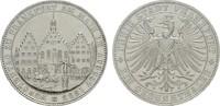 Vereinstaler 1863. FRANKFURT  Fast Stempelglanz.  240,00 EUR  zzgl. 4,50 EUR Versand