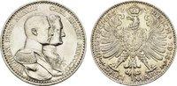 3 Mark 1915. Sachsen-Weimar-Eisenach Wilhelm Ernst, 1901-1918. Fast Ste... 195,00 EUR  zzgl. 4,50 EUR Versand