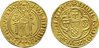 Goldgulden o.J. (1399-1402), Oberwes TRIER Werner von Falkenstein, 1388... 1450,00 EUR kostenloser Versand