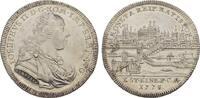 Konv.-Taler 1775. REGENSBURG  Fast Stempelglanz.  1350,00 EUR kostenloser Versand