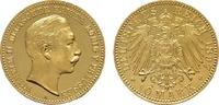 10 Mark 1897, A. Preussen Wilhelm II., 1888-1918. Polierte Platte.  1950,00 EUR kostenloser Versand