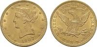 10 Dollar 1907, Philadelphia. USA  Fast Stempelglanz  790,00 EUR kostenloser Versand