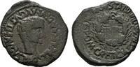 Æ-As, Augusta Bibilis. RÖMISCHE KAISERZEIT Tiberius, 14-37. Tiefgrüne P... 80,00 EUR  zzgl. 4,50 EUR Versand