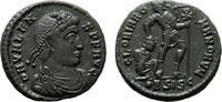 Æ-Follis Siscia. RÖMISCHE KAISERZEIT Valens, 364-378. Fast Stempelglanz  55,00 EUR  zzgl. 4,50 EUR Versand