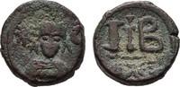 Æ-12 Nummi Alexandria. (persische Besetzung). BYZANZ Heraclius, 610-641... 90,00 EUR  zzgl. 4,50 EUR Versand