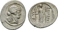 AR-Denar, Rom. MÜNZEN DER RÖMISCHEN REPUBLIK P. Clodius M.F.Turinus, 42... 225,00 EUR  zzgl. 4,50 EUR Versand