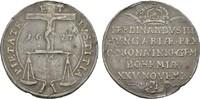 1/2 Taler 1627. RÖMISCH-DEUTSCHES REICH Ferdinand III., 1625-1637-1657.... 220,00 EUR  zzgl. 4,50 EUR Versand