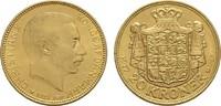 20 Kronen - Jahr nach unserer Wahl.  DÄNEMARK Christian X., 1912-1947. ... 337,72 EUR  zzgl. 4,50 EUR Versand