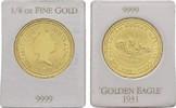25 Dollars - 1/4 Unze - Jahr nach unserer Wahl.  AUSTRALIEN Elizabeth I... 323,48 EUR  zzgl. 4,50 EUR Versand