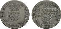 2 Mariengroschen 1766, Neuhaus. PADERBORN Wilhelm Anton von der Assebur... 65,00 EUR  zzgl. 4,50 EUR Versand