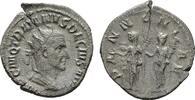 AR-Antoninian, Rom. RÖMISCHE KAISERZEIT Traianus Decius, 249-251. Kl. S... 39,00 EUR  zzgl. 4,50 EUR Versand