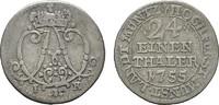 1/24 Taler 1755 IK. MÜNSTER Clemens August von Bayern, 1719-1761. Sehr ... 30,00 EUR  zzgl. 4,50 EUR Versand