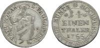 1/14 Taler (Doppelschilling) 1755 IK. MÜNSTER Clemens August von Bayern... 50,00 EUR  zzgl. 4,50 EUR Versand