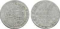 6 Mariengroschen 1754 LM. MÜNSTER Clemens August von Bayern, 1719-1761.... 30,00 EUR  zzgl. 4,50 EUR Versand