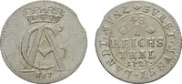 1/48 Taler 1723 AGP. MÜNSTER Clemens August von Bayern, 1719-1761. Vorz... 125,00 EUR  zzgl. 4,50 EUR Versand
